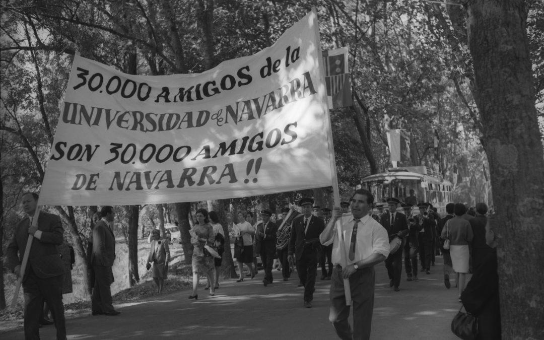 """""""Sin la Asociación de Amigos, la Universidad de Navarra no habría sido posible"""""""